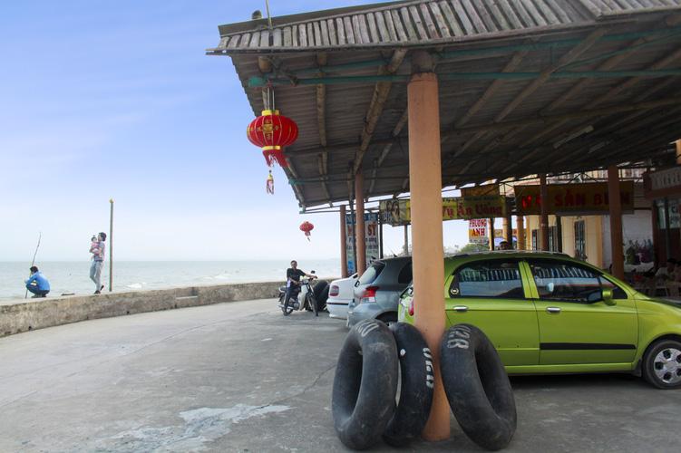8 Nhà nghỉ ở biển Thịnh Long  Hải thịnh    Hải hậu    Nam Định