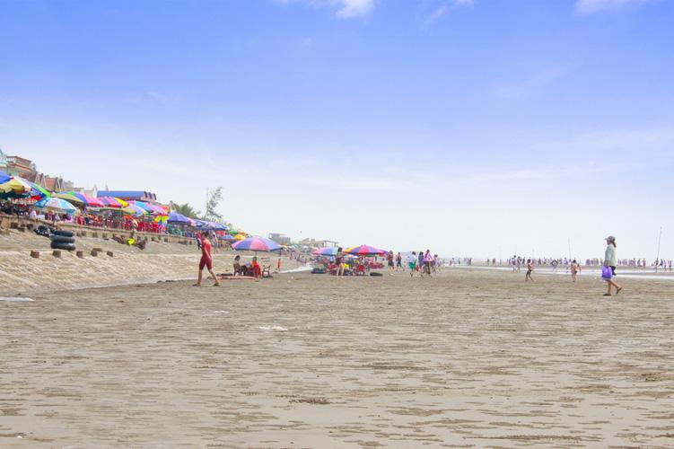 10 Nhà nghỉ ở biển Thịnh Long  Hải thịnh    Hải hậu    Nam Định