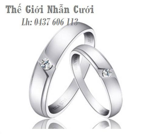 2 Hình ảnh :  Nhẫn cưới đẹp nhất 2013 :  18 Cầu giấy