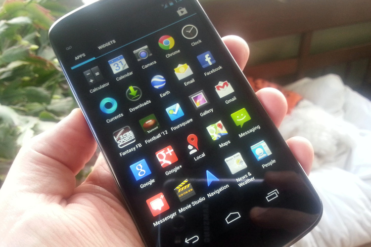 Bán LG Google Nexus 4 16G