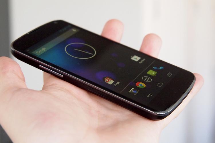 3 Bán LG Google Nexus 4 16G
