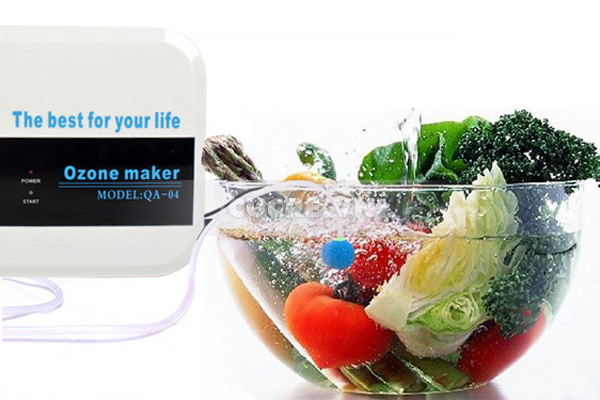 4 Máy khử độc rau quả   thực phẩm cao cấp QueenArt