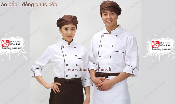 Đồng phục bếp, đồng phục đầu bếp, đồng phục nhà bếp. May đồng phục bếp