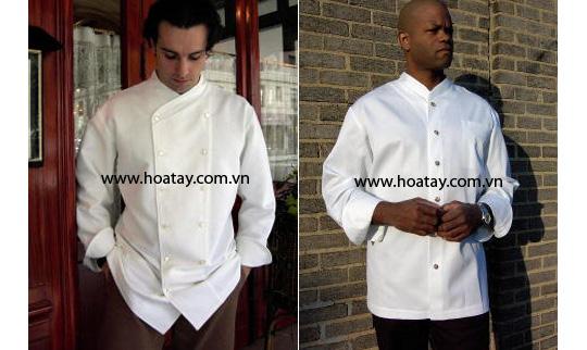 3 Đồng phục bếp, đồng phục đầu bếp, đồng phục nhà bếp. May đồng phục bếp