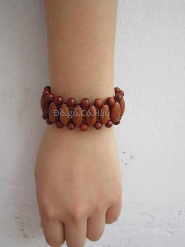 9 Vòng tay gỗ Sưa