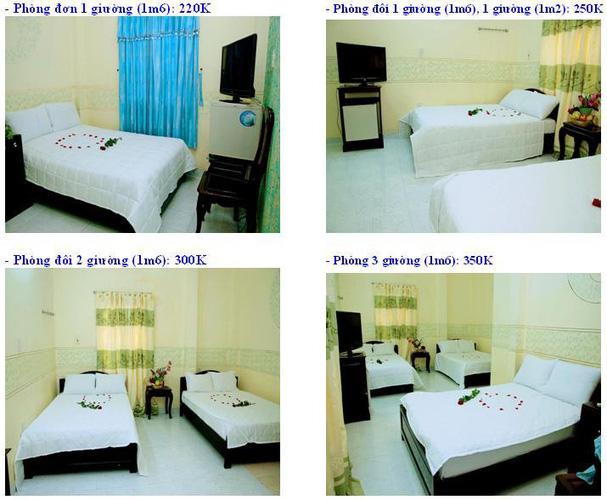 1 Khách sạn giá rẻ ở Nha Trang   Thiên Mã Hotel  96A66 Trần Phú