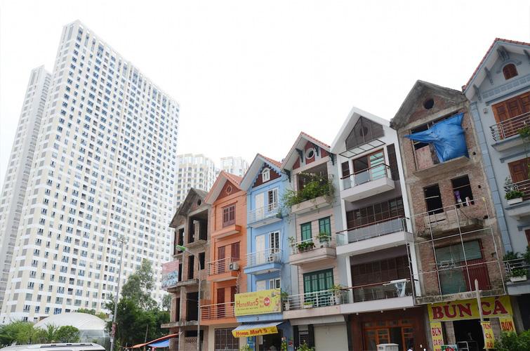 2 Cho thuê nhà văn phòng khu đô thị Mỗ Lao   Hà Đông