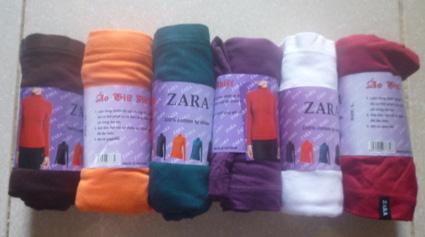 4 Quần áo giữ nhiệt Zaza, Mango, Lends end