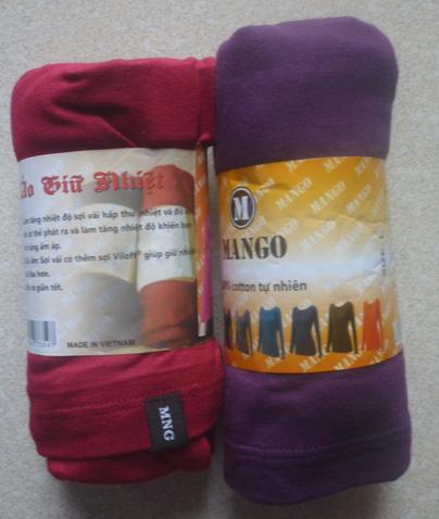 5 Quần áo giữ nhiệt Zaza, Mango, Lends end