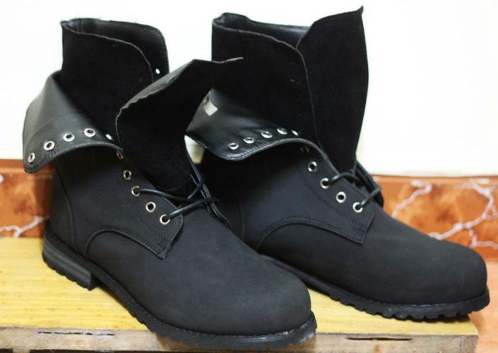 1 Giày boot nam