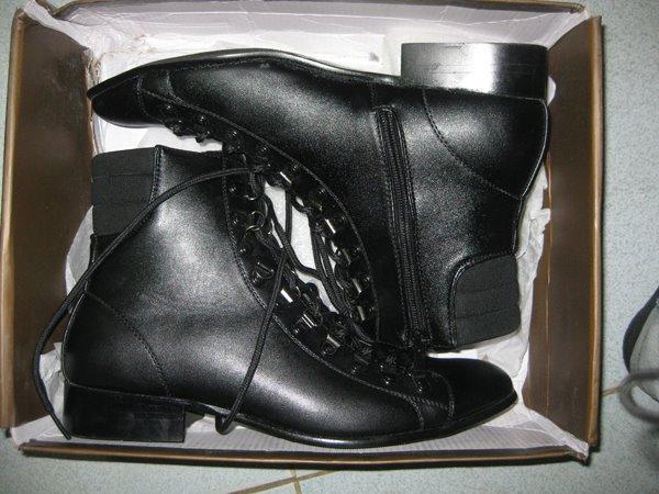 2 Giày boot nam