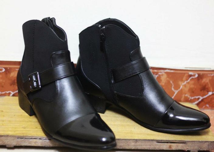 3 Giày boot nam