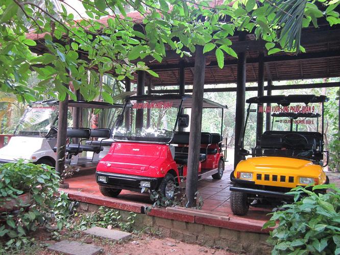 6 Vui chơi nghỉ mát tại Khu Du Lịch Nhà Vườn Long Phước Quận 9