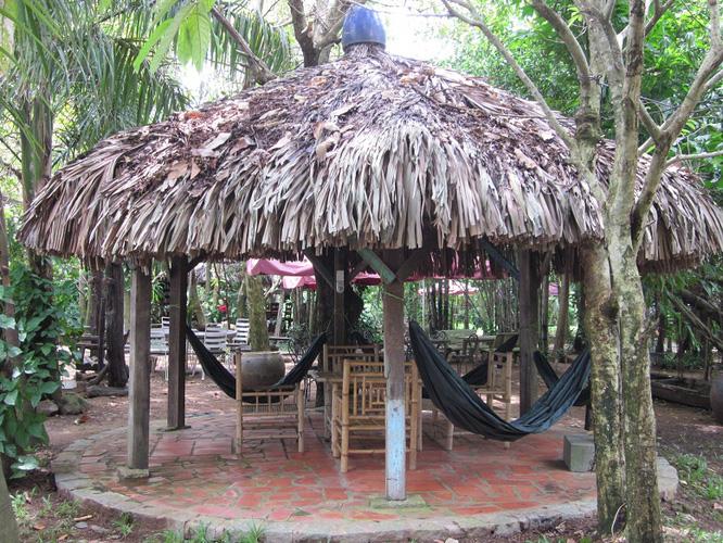7 Vui chơi nghỉ mát tại Khu Du Lịch Nhà Vườn Long Phước Quận 9