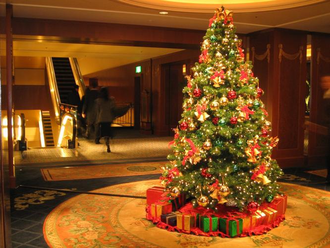 4 Cho thuê cây thông Noel tại Hà Nội