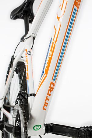 2 Xe đạp thể thao Jett Nitro Sport 14 WHT