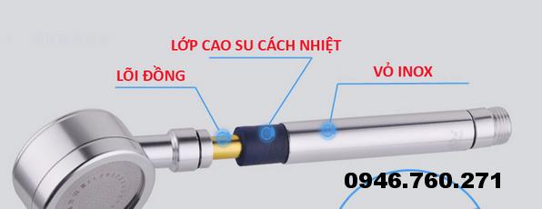 12 Hà Nội   Toàn Quốc  Vòi hoa sen tăng áp, giải pháp tối ưu cho vùng nước yếu   tầng sát mái.