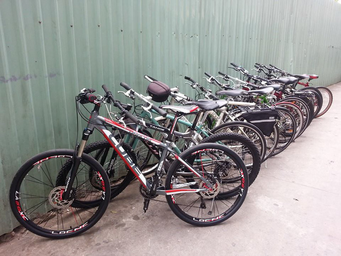 Bán xe đạp ROAD,MTB,TOURING của mỹ,nhật,châu âu cập nhật xe mới hàng ngày