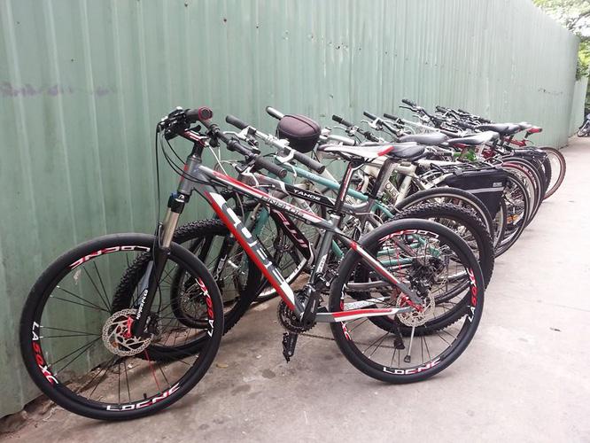 2 Xe đạp thể thao SECOND HAND zin 100 Nhật,Mỹ,Pháp,Canada,Ý