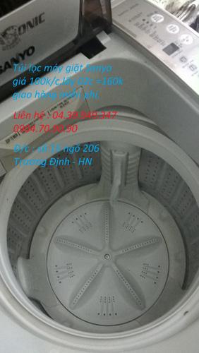 1 Bán túi lọc bụi,lọc bẩn trong máy giặt toshiba,sanyo,panasonic,Lg