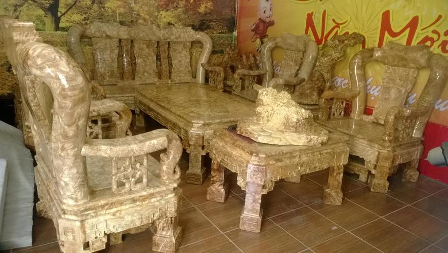 thợ gỗ cho rừng gỗ ngọc nghiến mới là loại gỗ có giá trị cao nhất