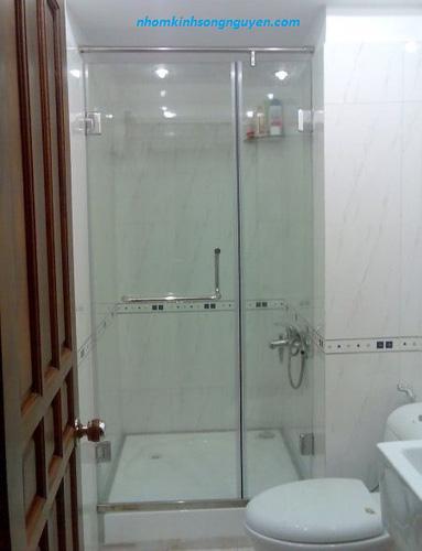 1 Phòng Tắm Kính, Vách Kính Phòng Tắm