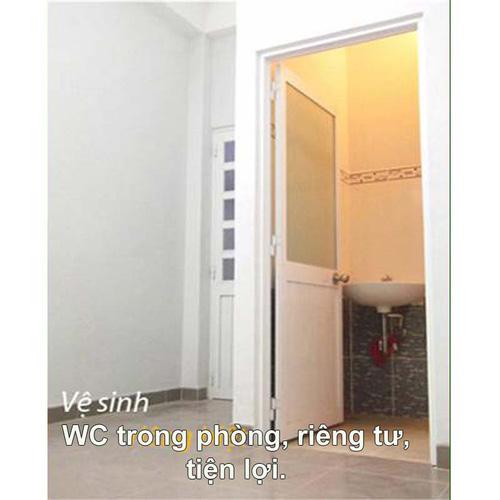 2 Phòng cho thuê Mặt tiền Phú Nhuận, Giờ tự do, ban công chỉ còn 3.3tr