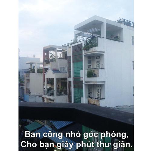 5 Phòng cho thuê Mặt tiền Phú Nhuận, Giờ tự do, ban công chỉ còn 3.3tr