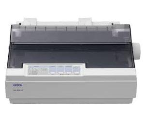 Bán máy in kim cũ A4 Epson LQ 300 II Giá 950K Bảo hành 3 tháng