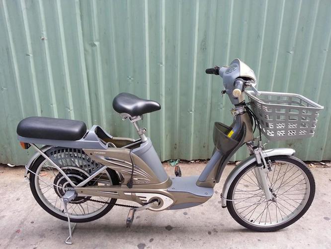 Bán gấp 1 xe đạp điện ASAMA nhà xài