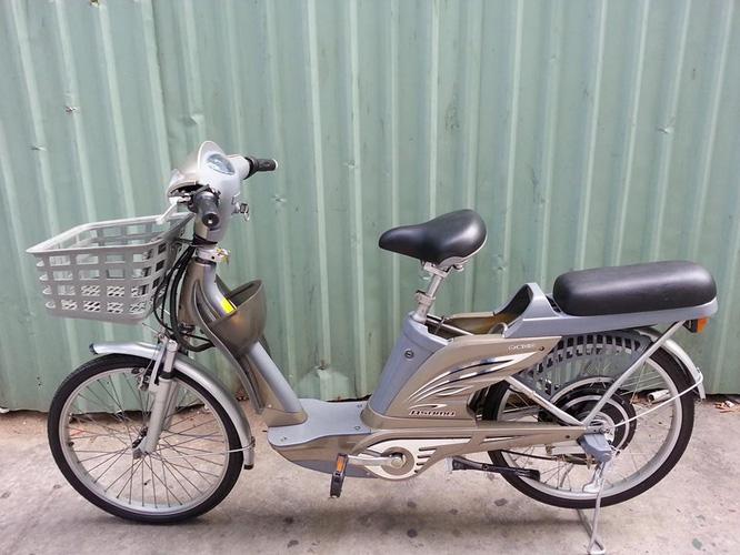 1 Bán gấp 1 xe đạp điện ASAMA nhà xài